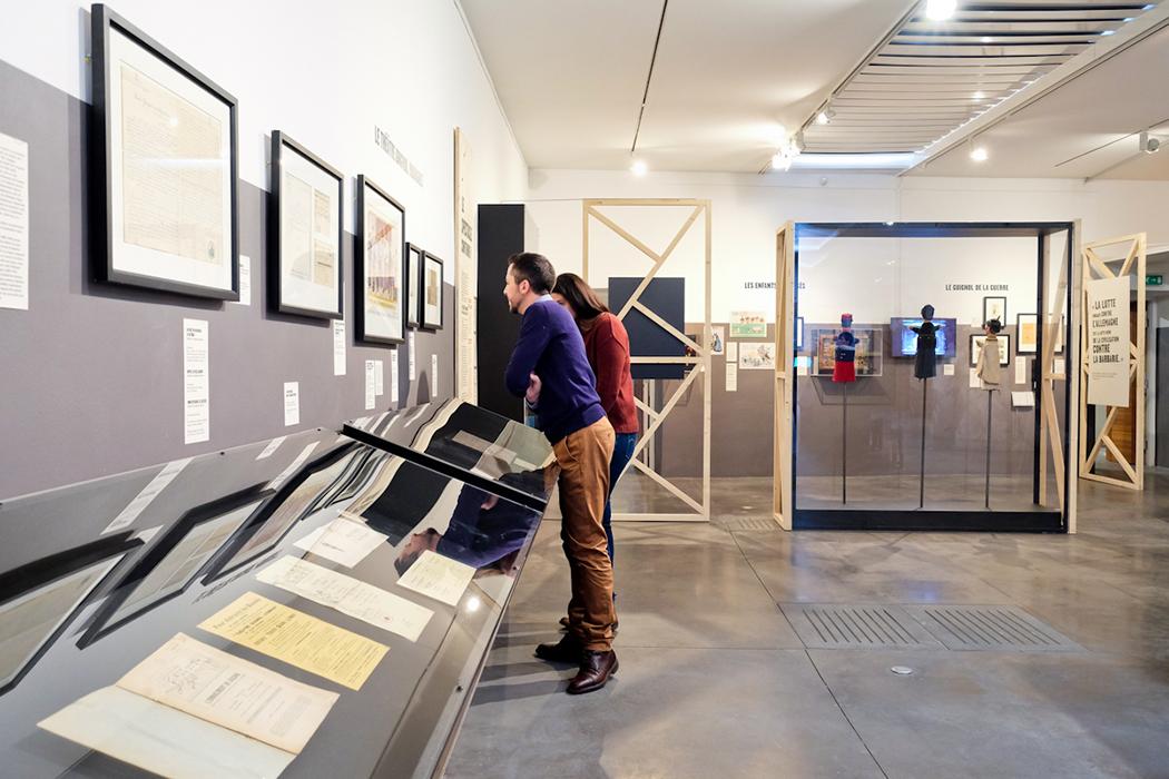 Guignol 14-18, Musées Gadagne
