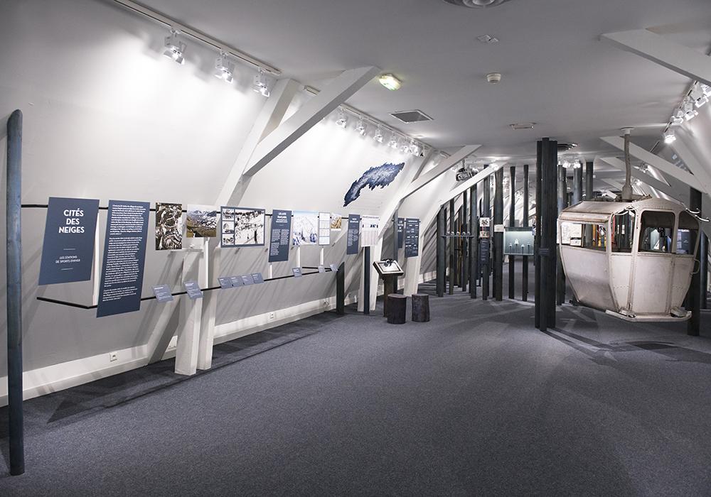 Rêve Blanc au musée Dauphinois