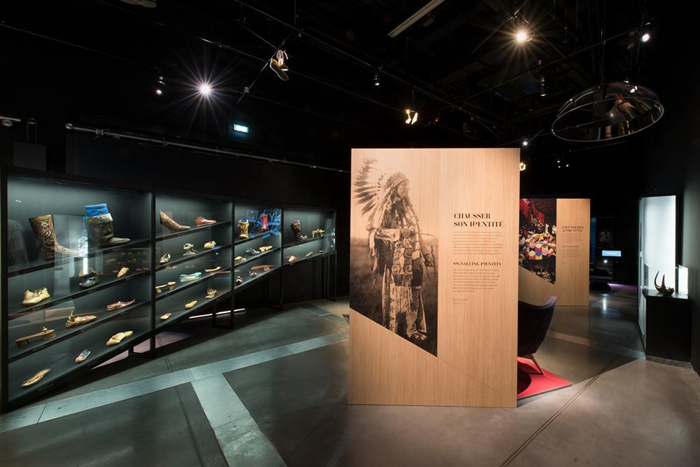 À vos pieds, musée des Confluences