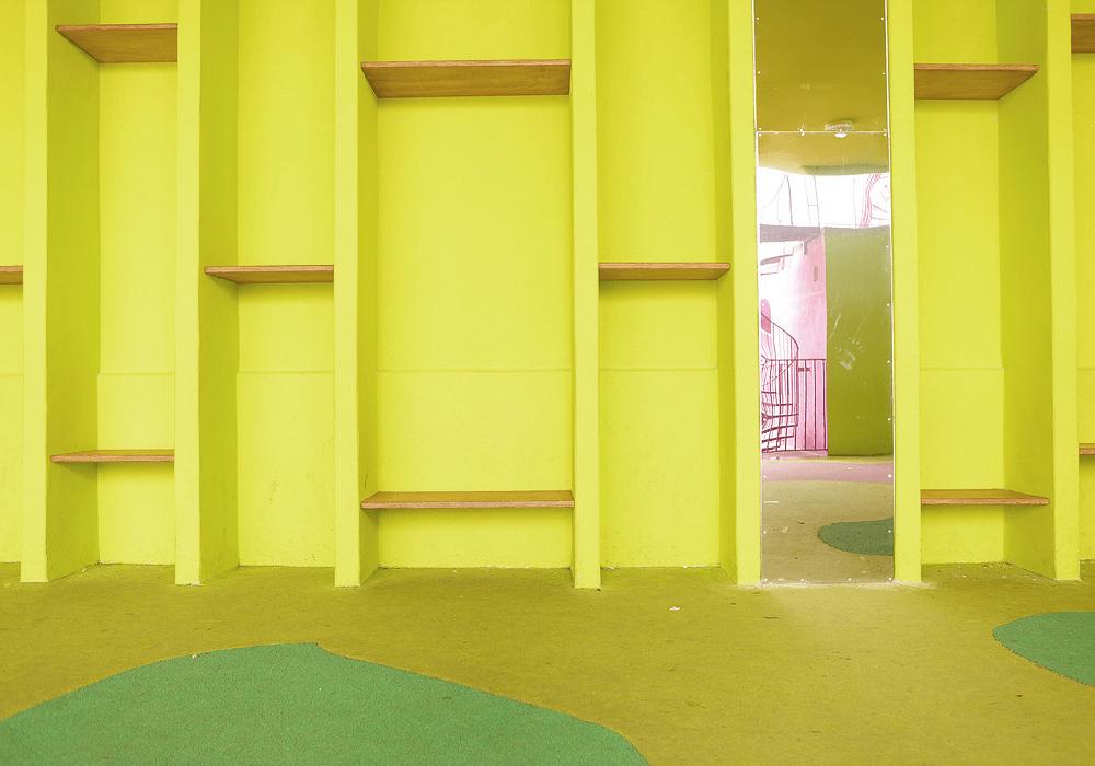 Cour d'école des Francs Maçons, dispositif je participe à la rénovation de mon école Cité du Design